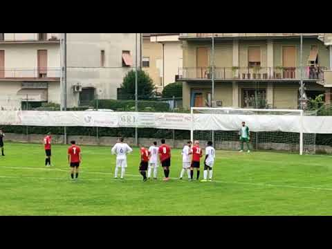 immagine di anteprima del video: CAPOLONA - BIBBIENA 2-2 rigore Lazzeroni